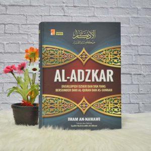 Buku Al-Adzkar Dzikir Dan Doa Penerbit Insan Kamil