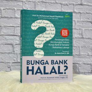Buku Bunga Bank Halal Hukum ? Original - Keira Publishing