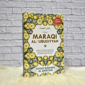 Harga Kitab Maraqi Al-`Ubudiyyah (HC) - Syekh Nawawi al-Bantani