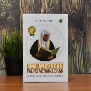 Beli Buku Amalan Ringan Paling Menakjubkan Syekh Ali Jaber