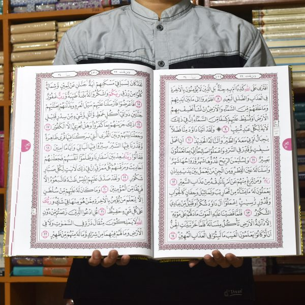 Al Quran Jumbo